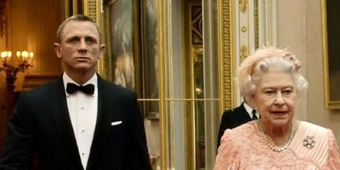 image of the Bond Age: 50 Years of a Very (Submissive) English Hero