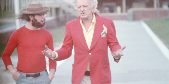 image of the Support Nicholas Ray: 2 Films, 1 Kickstarter, Susan Ray Interview