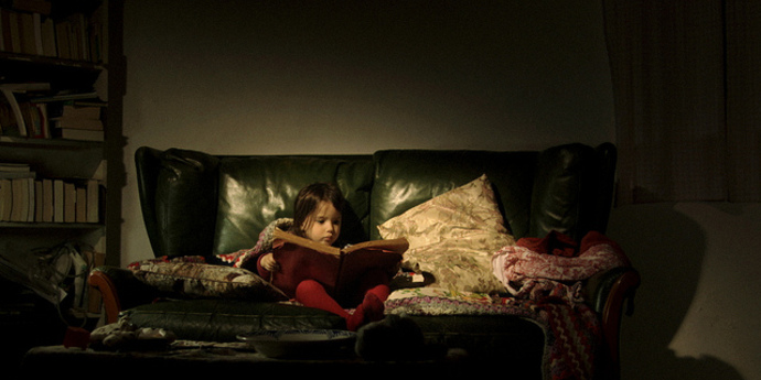 "image of the Naked Childhood: Valérie Massadian's ""Nana"""