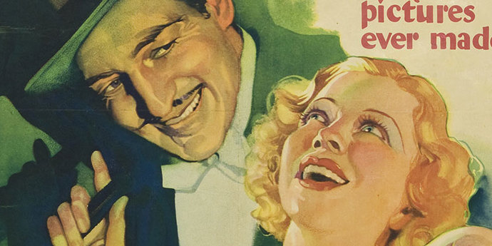 """image of the Movie Poster of the Week: """"Lady for a Day"""" and the Posters of 1933"""