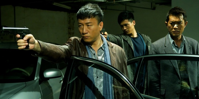 """image of the Review: Johnnie To's """"Drug War"""""""