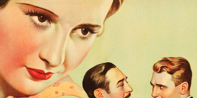 image of the Movie Poster of the Week: The Posters of Barbara Stanwyck