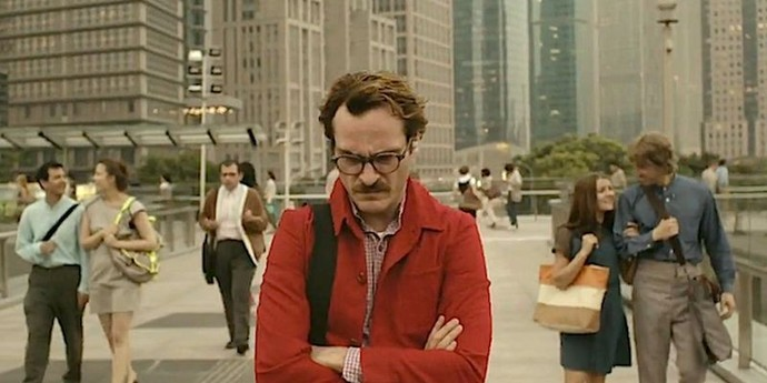 """image of the Person to Person: Spike Jonze's """"Her"""""""