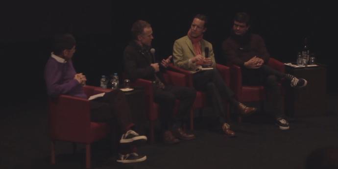 image of the Harvard at the Gulbenkian. Cinema Dialogues 1.2