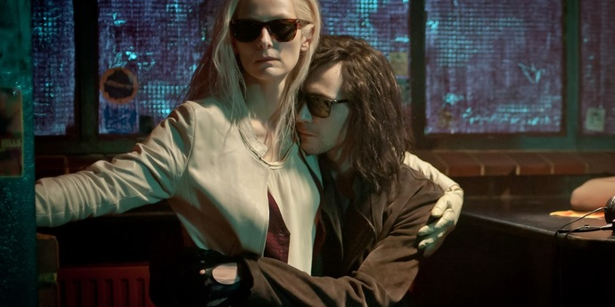 """image of the Review: Jim Jarmusch's """"Only Lovers Left Alive"""""""