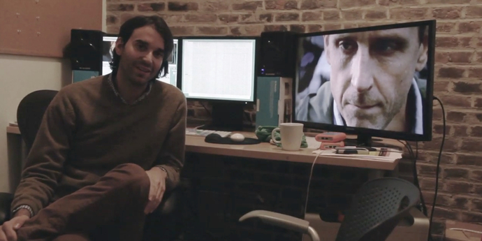 image of the Interview with Alex Ross Perry