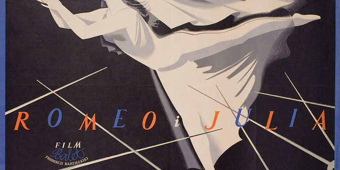 """image of the Movie Poster of the Week: Orson Welles' """"Othello"""" and Shakespeare on Film"""