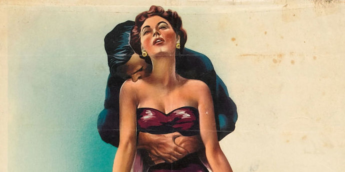 image of the Movie Poster of the Week: The Films of Joseph L. Mankiewicz