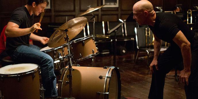 "image of the NYFF 2014. Damian Chazelle's ""Whiplash"""