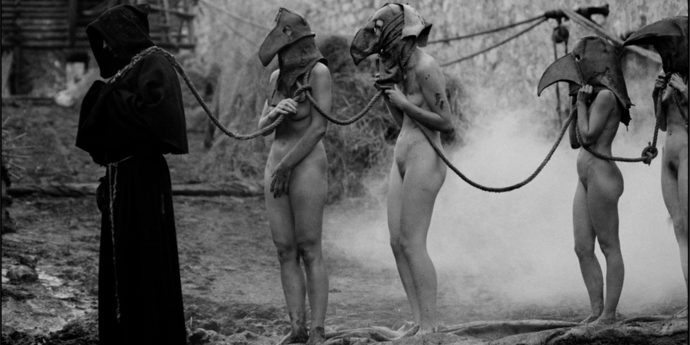 """image of the Review: Aleksei German's """"Hard to Be a God"""""""