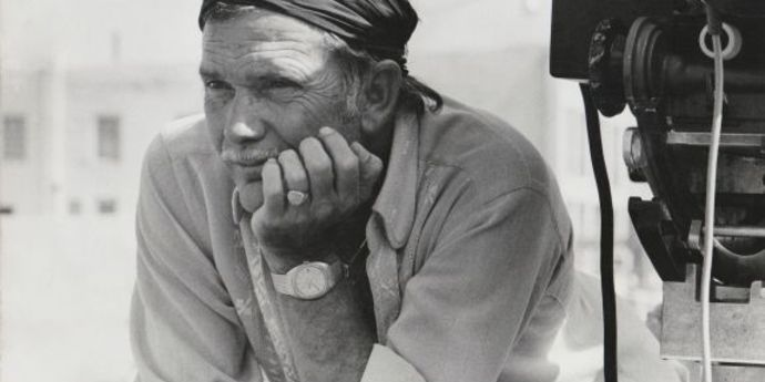image of the Locarno Blog. Sam Peckinpah: The Wild Genius