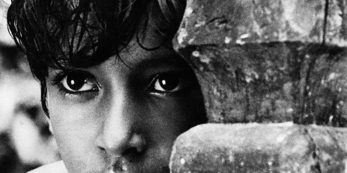image of the The Apu Trilogy