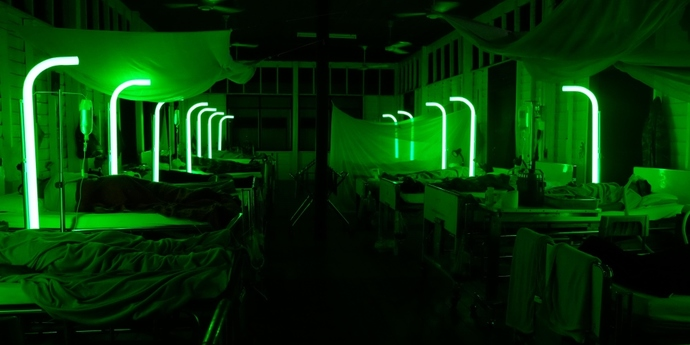 """image of the A Shared Memory: Talking to Apichatpong Weerasethakul about """"Cemetery of Splendour"""""""