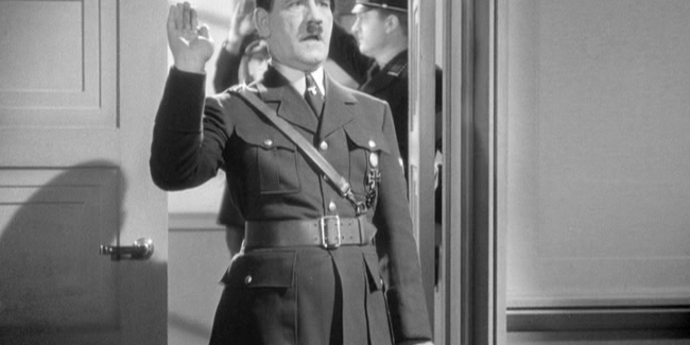 """image of the Close-Up on """"To Be or Not To Be"""": Lubitsch Answers the Question of 'What's So Funny About the Nazis?'"""