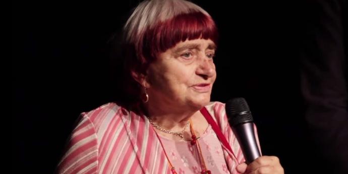 image of the Harvard at the Gulbenkian. Cinema Dialogues 7.2: Agnès Varda