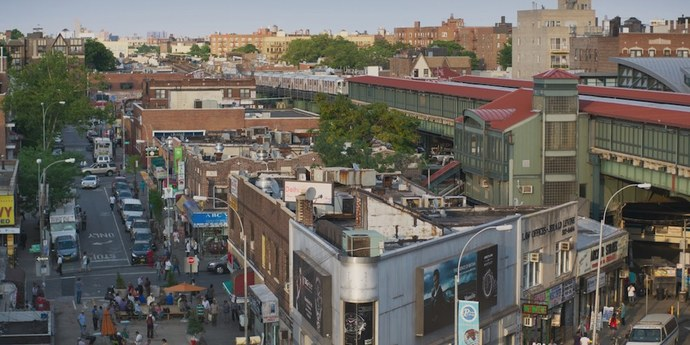 """image of the Review: Frederick Wiseman's """"In Jackson Heights"""""""