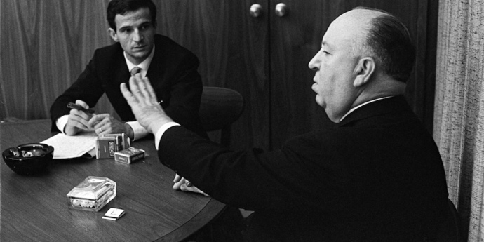 image of the Everything You Always Wanted to Know About Hitchcock (But Were Afraid to Ask Truffaut): A Conversation with Kent Jones