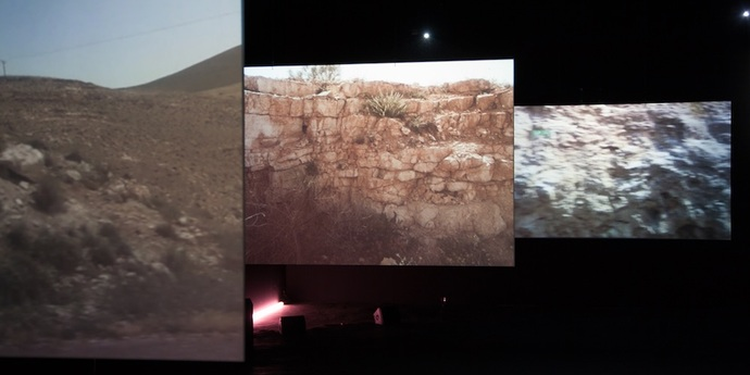 """image of the The Missing Part: Chantal Akerman's """"NOW"""" Exhibition"""