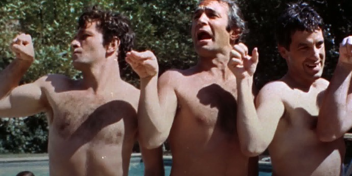 image of the Pebbles That Clatter and Spark: Four Films by John Cassavetes