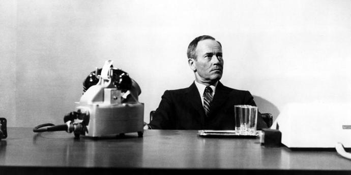 """image of the The Sum of All Fears: Sidney Lumet's """"Fail-Safe"""""""