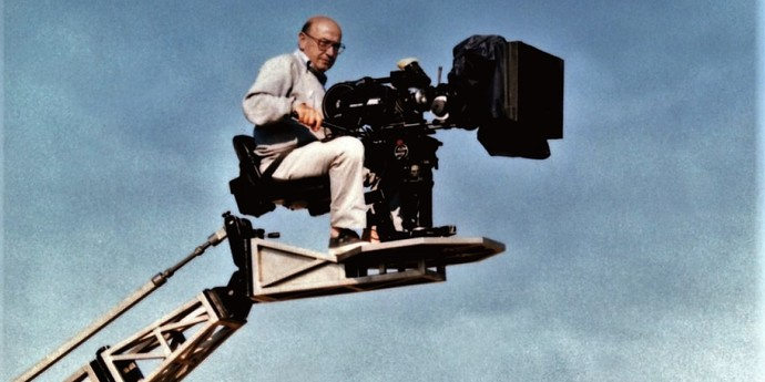 image of the Persistence of Vision: The Cinema of Theodoros Angelopoulos