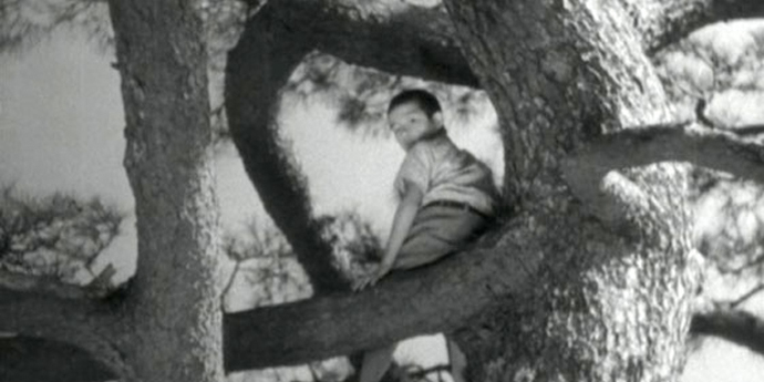 """image of the Now on DVD: """"Children in the Wind"""" (Shimizu, Japan, 1937)"""