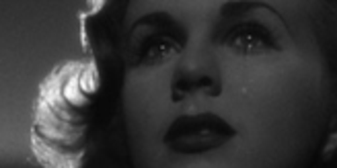 """image of the Tuesday Morning Foreign Region DVD Report, Holiday Repeat Edition: """"Christmas Holiday"""" (Robert Siodmak, 1944)"""