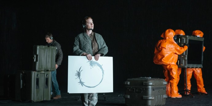 """image of the Running the Maze: """"Arrival"""" and the Cinema of Denis Villeneuve"""