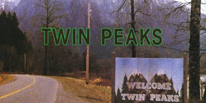image of the Scores On Screen. Welcome to Twin Peaks: A Place Both Wonderful and Strange