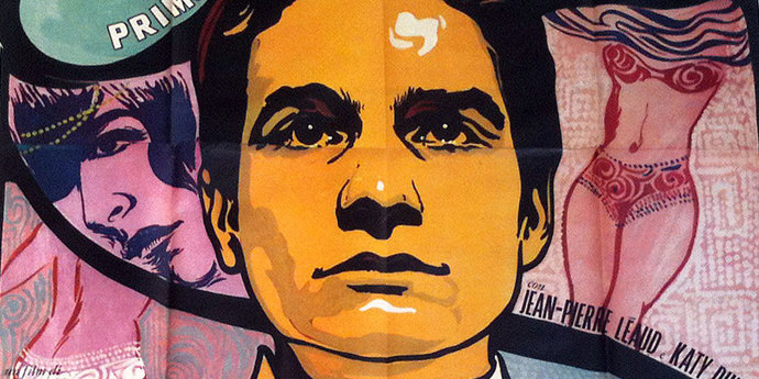 image of the Movie Poster of the Week: Jean-Pierre Léaud in Posters