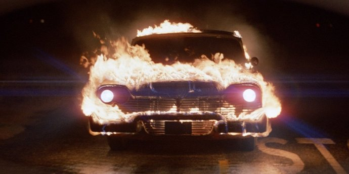 """image of the The Pros and Cons of Looking Back: Close-Up on John Carpenter's """"Christine"""" and """"Starman"""""""