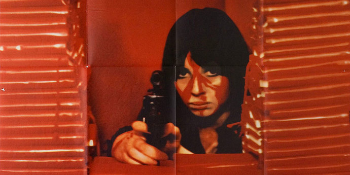 """image of the Movie Poster of the Week: Jean-Luc Godard's """"La chinoise"""""""
