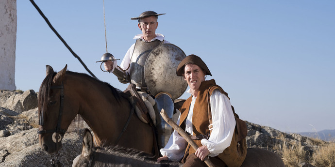"""image of the Review: Where Is This Getting Us? — Michael Winterbottom's """"The Trip to Spain"""""""