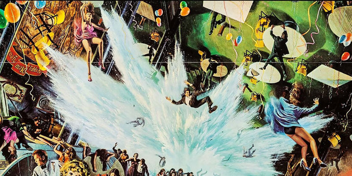 image of the Movie Poster of the Week: 1970s Disaster Movies