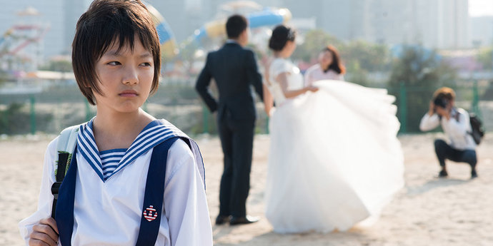 """image of the We Are All One Woman: Vivian Qu Discusses """"Angels Wear White"""""""