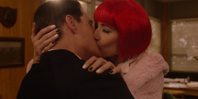 """image of the Video Essay. """"Twin Peaks: The Return"""" — Then He Kissed Me"""