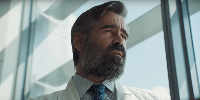 """image of the The Current Debate: An Auteur Misfires in """"The Killing of a Sacred Deer"""""""