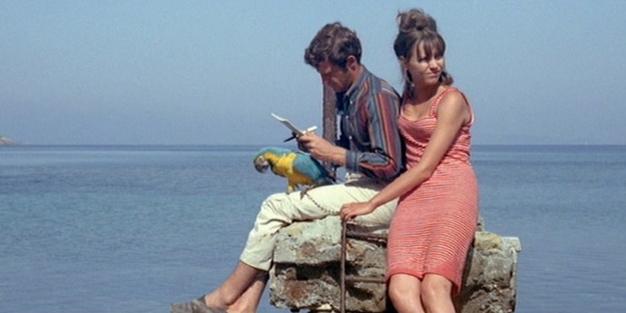 image of the The Reality of a Reflection: An Exploration of Jean-Luc Godard's Filmography