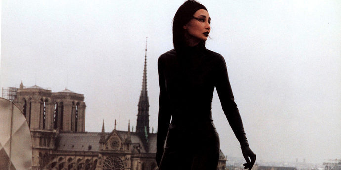 """image of the A Cold Take on the French Film Industry: Close-Up on """"Irma Vep"""""""