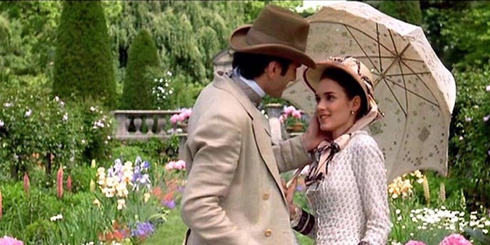 """image of the Close-Up on Martin Scorsese's """"The Age of Innocence"""""""
