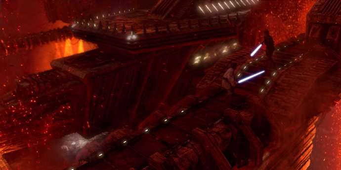 """image of the """"Star Wars"""" Dialogue: III. Art and Technology"""