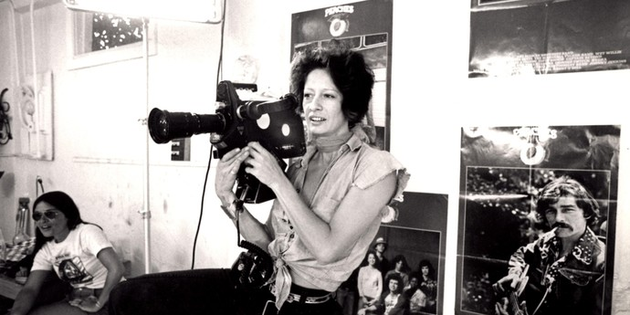 image of the On The Corner of Lookout and Wonderland: A Profile of Penelope Spheeris in Present Day Los Angeles