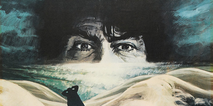 image of the Movie Poster of the Week: Sir Alan Bates in Posters