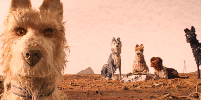 image of the Berlinale 2018. Wes Anderson Animates Man's Best Friend