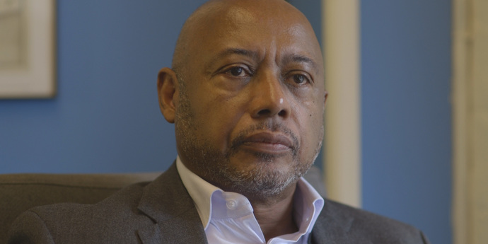 image of the Directors in New York: Raoul Peck