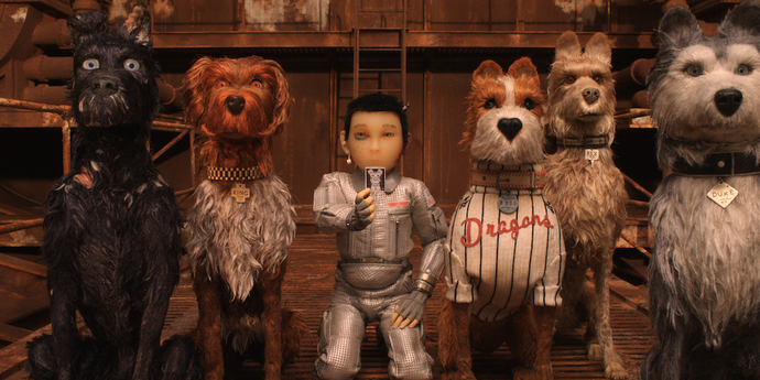 """image of the Review: Wes Anderson's """"Isle of Dogs"""""""