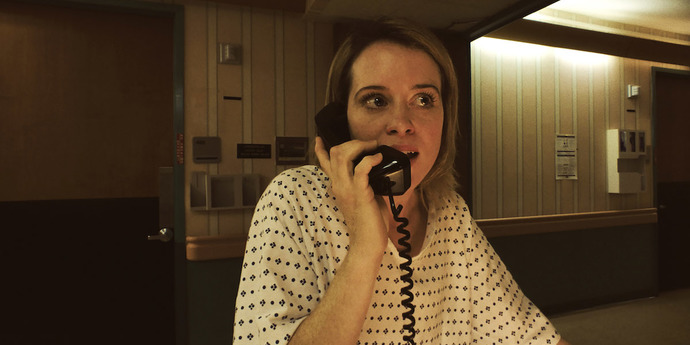"""image of the Review: Steven Soderbergh's """"Unsane"""""""