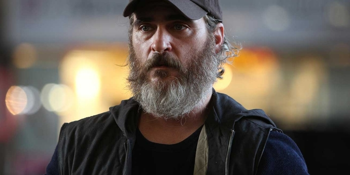 """image of the Review: Orphans of Doom—Lynne Ramsay's """"You Were Never Really Here"""""""
