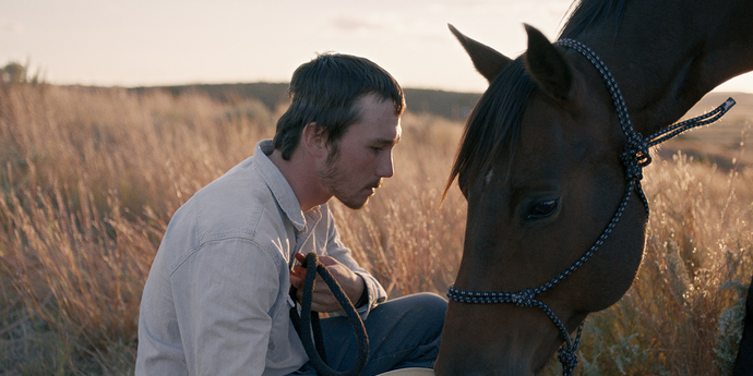 """image of the Review: A Sensitive Western—Chloé Zhao's """"The Rider"""""""