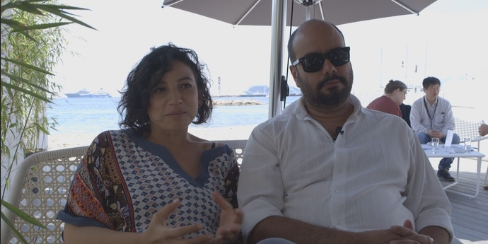 """image of the Tension and Revision: Cristina Gallego & Ciro Guerra Discuss """"Birds of Passage"""""""